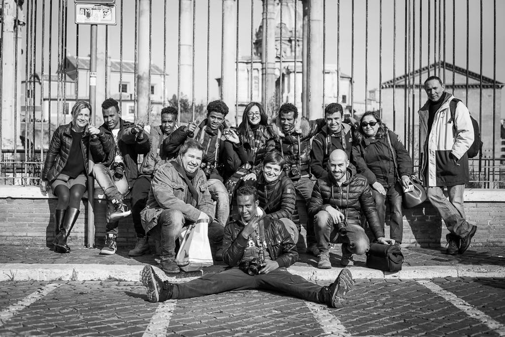 Il primo gruppo Phototandem